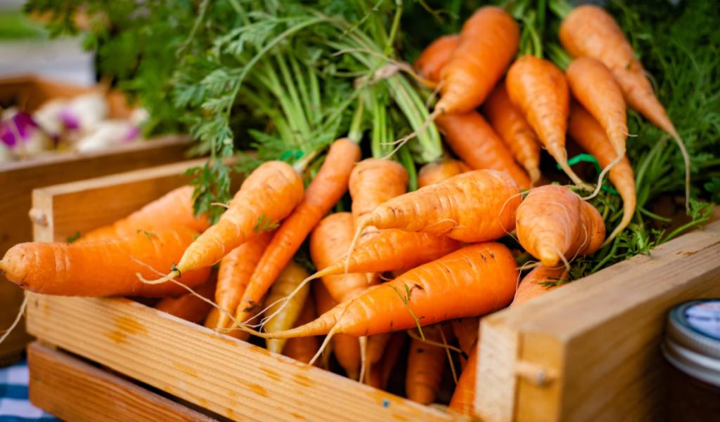 Beneficios de comer zanahoria cruda